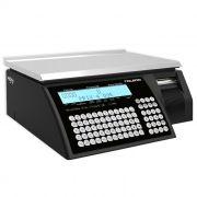 Balanca comput. 30kg c/ impress. 127/220v toledo prix-4 due web preta p400060