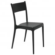 Cadeira Em Polipropileno Diana ECO Summa 82x41,5x49cm Tramontina - Preto