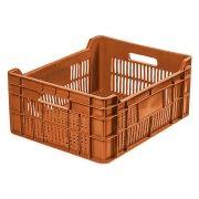 Caixa 33lt p/ uso geral laranja a24,5 x l35,5 x c55,5cm dz-33/ 15411