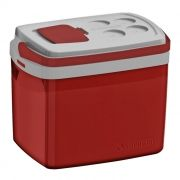 Caixa termica 32lt soprano vermelho ref: 09000.5050.17