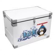 Caixa termica c/ revestimento interno em inox 250lt armon mod. tmi-250