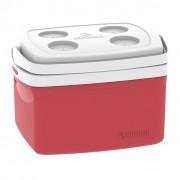 Caixa Térmica Tropical 12L Vermelho Soprano