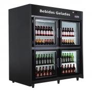 Cervejeira Frilux 2400L 4 Portas RF-057Plus-PV - 220v