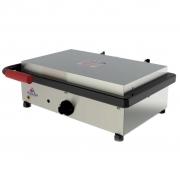 Chapa Sanduicheira Grill Simples Elétrica Progás Com 1 Prensa PR-500E - 127v