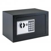 Cofre Eletrônico Kala Preto - 31x20x20cm
