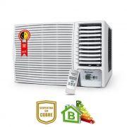 Condicionador de ar springer 21.000 btu`s 220v c.remoto mod. zqe215rb/ zci215rb