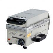 Máquina De Crepe No Palito Elétrico 6 Cavidades CR6127 Ademaq - 127v