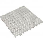 Estrado Modular Della Plast Branco 3x50x50cm