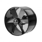 Exaustor axial 50 cm ventisilva 1 hp monofasico 127/220 140m3/min mod. e50m4