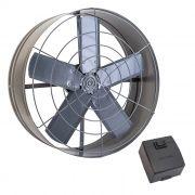 Exaustor Axial Ventisol 1/4 hp 50cm Monofásico 445 - 220v