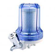 Filtro Hidrofiltros 80L/H Transparente Blist 5