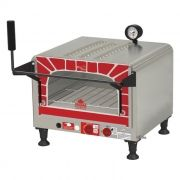 Forno a gas refrat.c/grat. progas mini chef style mod.prp-400 ref. 34293/37864