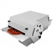 Forno Esteira Industrial a Gás para Pizzas FE4022 Inox Saro - 220V