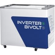 Freezer Conservador Horizontal Fricon Inverter 311L Branco  HCEB311 V - Bivolt