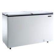 Freezer horizontal comerc. 437lt 127v esmaltec  d.a. mod. chest efh500s