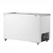 Freezer horizontal comerc. fricon 503lt 220v 2t v. reto mod: hceb-503-2v