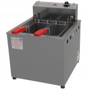 Fritadeira Elétrica Água e Óleo 13L 2 Cestos PR-100E Progás - 127v