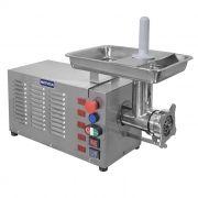 Picador de carne 1       hp visa inox 127v mod. pcl-10 nr-12