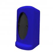 Porta Guardanapo 600ml Azul Tok Mercantil