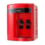 Purificador de agua vermelho / vermelho ibbl exclusive 127v mod. fr-600
