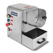 Ralador e Desfiador de Alimentos Inox Metvisa RDA127 - 127v