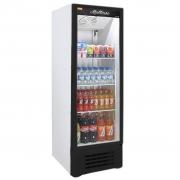 Refrigerador Expositor Para Bebidas Vertical 400L Refrimate VCM400 Branco/Preto - 220V