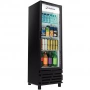 Refrigerador Expositor Para Bebidas Vertical 455L Imbera VRS16 Preto - 220v