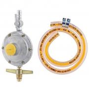 Regulador para Gás Aliança 2kg/H Com Mangueira 120cm