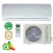 Ar Condicionado Split High Wall Agratto Eco Top Só Frio 22000 BTUs ecs22fr4 - 220v