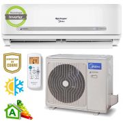 Ar Condicionado Split High Wall Inverter Springer Midea Só Frio 33000 BTUs 42mbqa33m5 - 220v