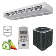 Split teto/piso 80.000 btus 220v carrier modernita 42lql/qb080515kc/38ccl090535