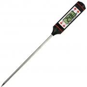 Termômetro Digital Culinário Espeto Multiuso -50ºC a +300ºC TP-101