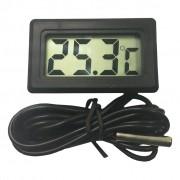 Termômetro Digital LCD -50º+99ºC 1,5V Agt-Tm10 Agetherm
