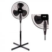 Ventilador de coluna 40cm 127v preto ventisol mod. vmix ref. 3111/ 7414