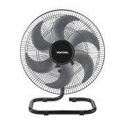 Ventilador de mesa 50cm 127/ 220v cinza/ preto ventisol mod. steel 50 ref. 5318