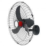 Ventilador de Parede Solaster Veneza 3 Pás 70cm Preto - 127/220v