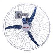 Ventilador de Parede Roster a-04 130° 3 Pás 100cm azul - 127/220v