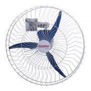 Ventilador de Parede Roster a-04 130º 3 Pás 100cm Azul - 127/220v
