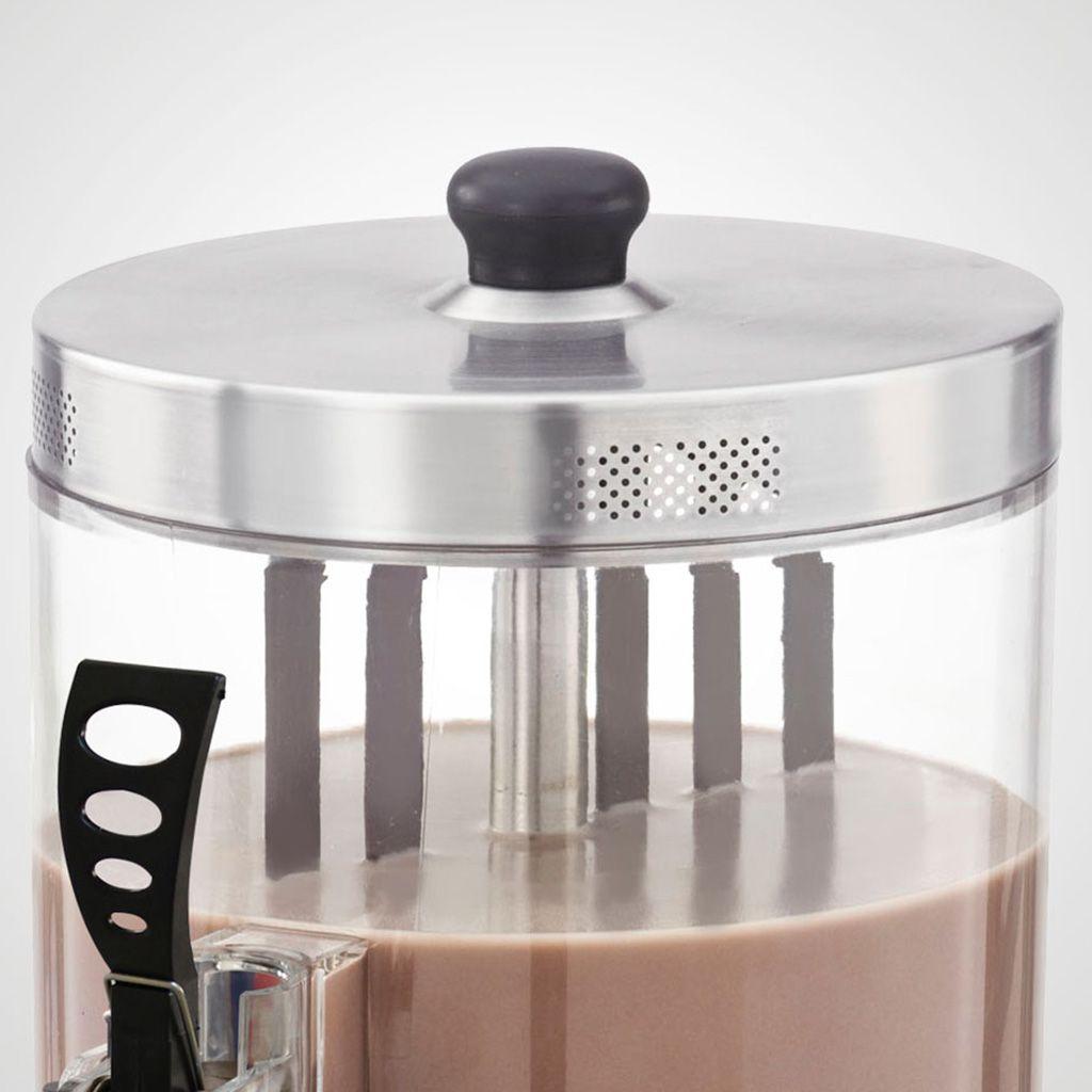 Aquecedor de alimentos liquidos eletrico 220v marchesoni 3 lts mod.co.1.302