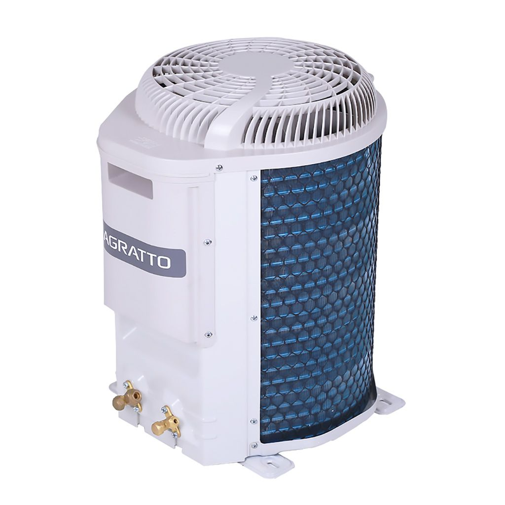 Ar Condicionado Split High Wall Agratto Eco Top Só Frio 12000 BTUs ecst12fr402 - 220v