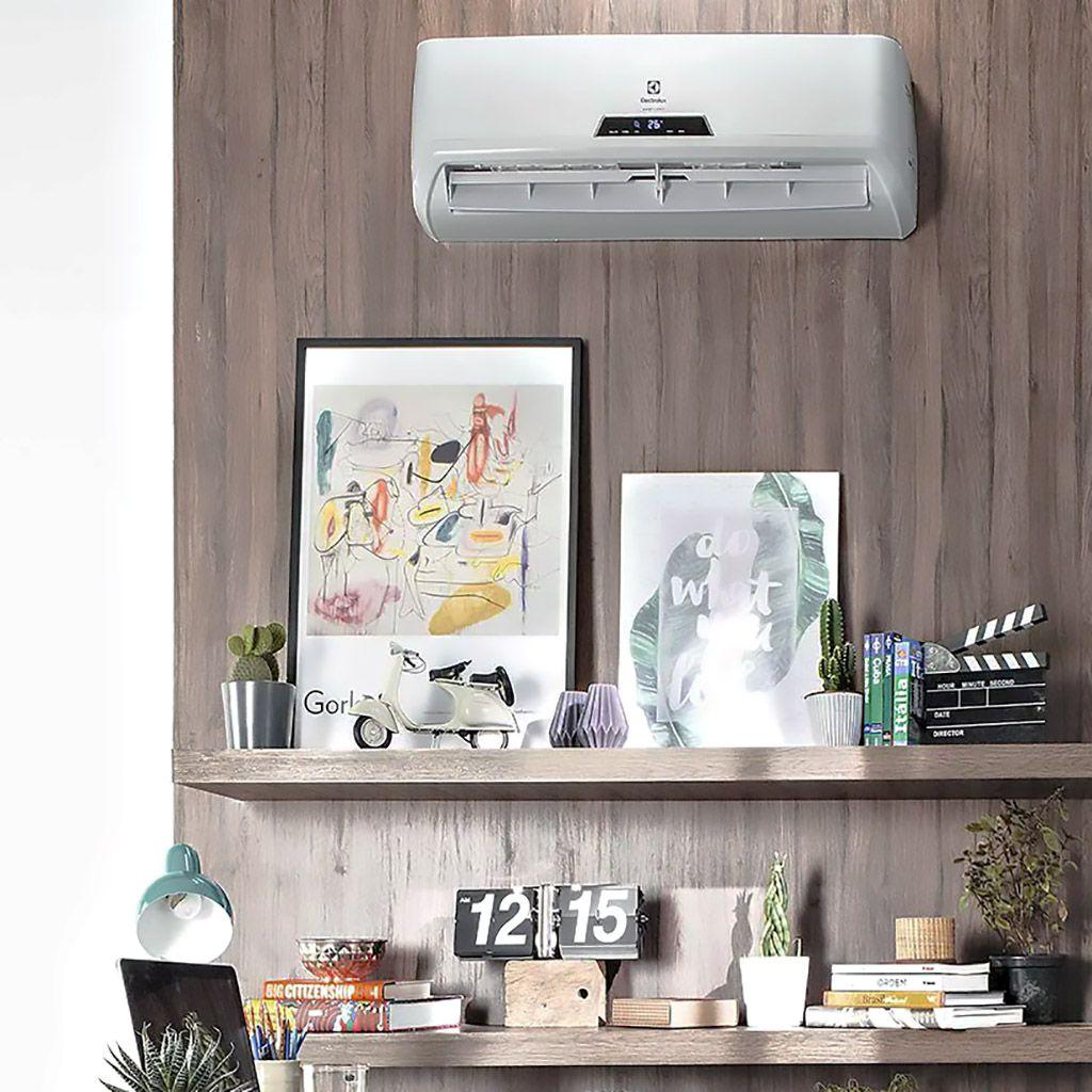 Ar Condicionado Split High Wall Electrolux Ecoturbo 12000 BTUs vi12f/ve12f - 220v