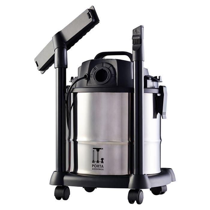 Aspirador  agua e po wap inox 20lt 127v mod. gtw ref. fw005405