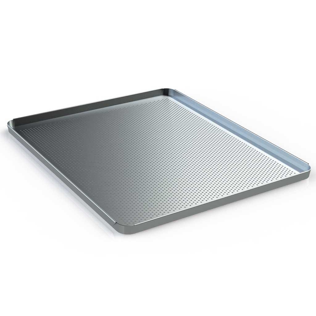 Assadeira 35cm Quadrada Alumínio  P/ Forno Progás
