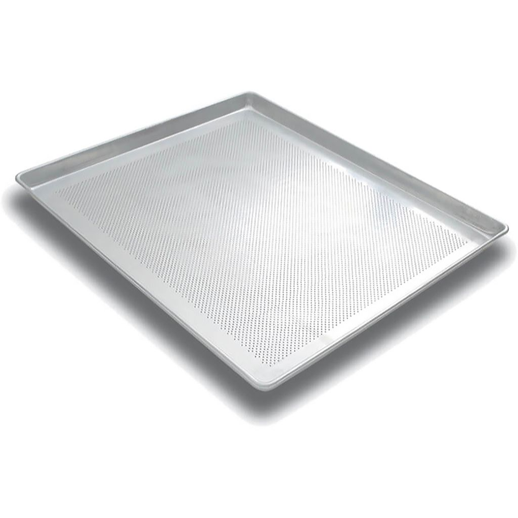 Assadeira 58x70 p/ pao doce imeca estampado 0,6mm (aluminio) ref.5809