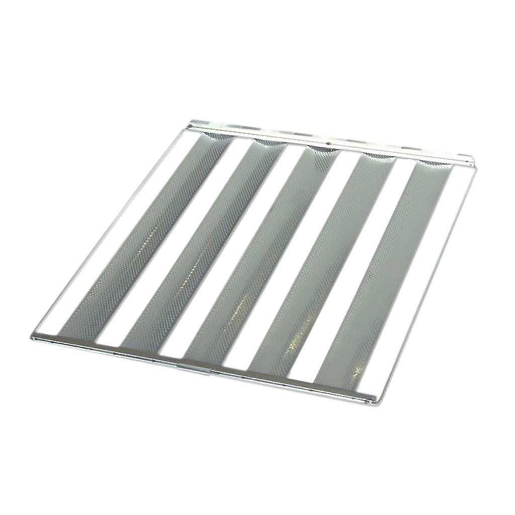 Assadeira 58x70 p/ pao esteira 5 talas cimapi (aluminio) ref. 12010