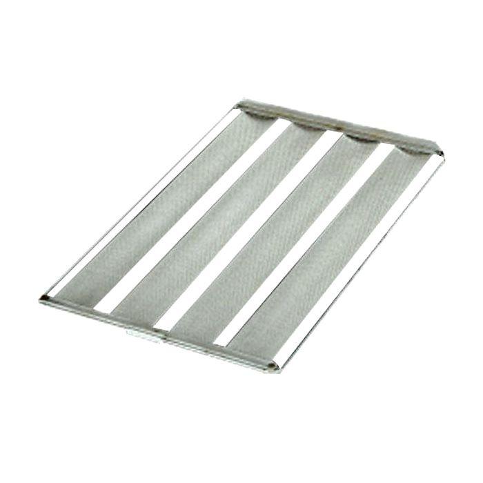 Assadeira 62x38,5 esteira 4 talas imeca (aluminio) ref. 514