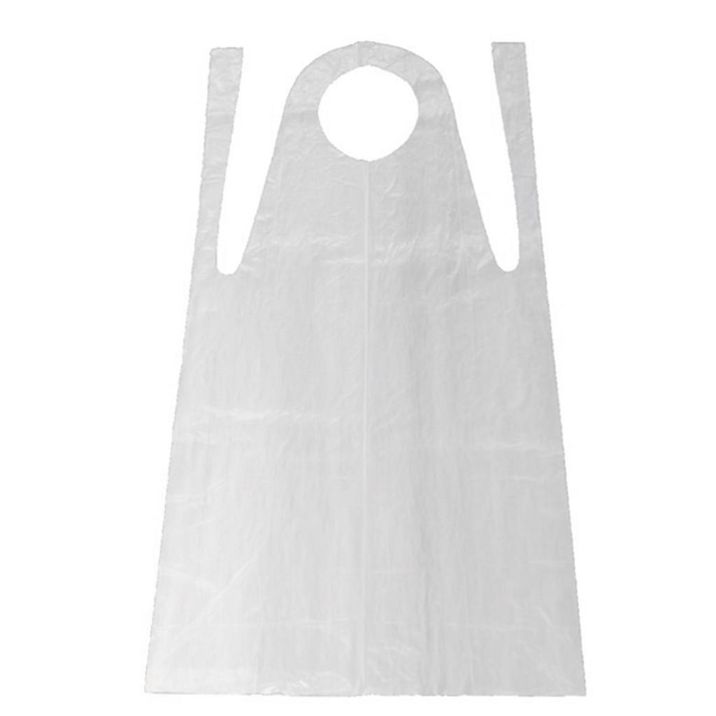 Avental Plástico Descartável Comersan (100 unidades)