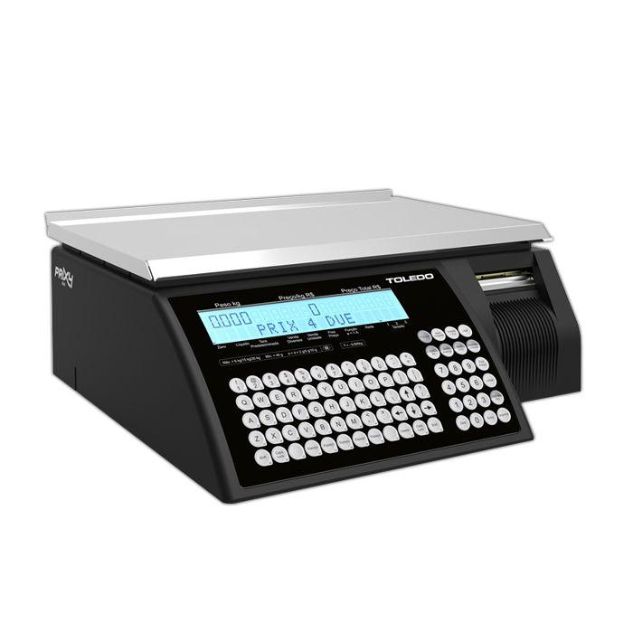 Balanca comput. 30kg c/ impress. 127/220v toledo prix-4 due cabo mod. p400050