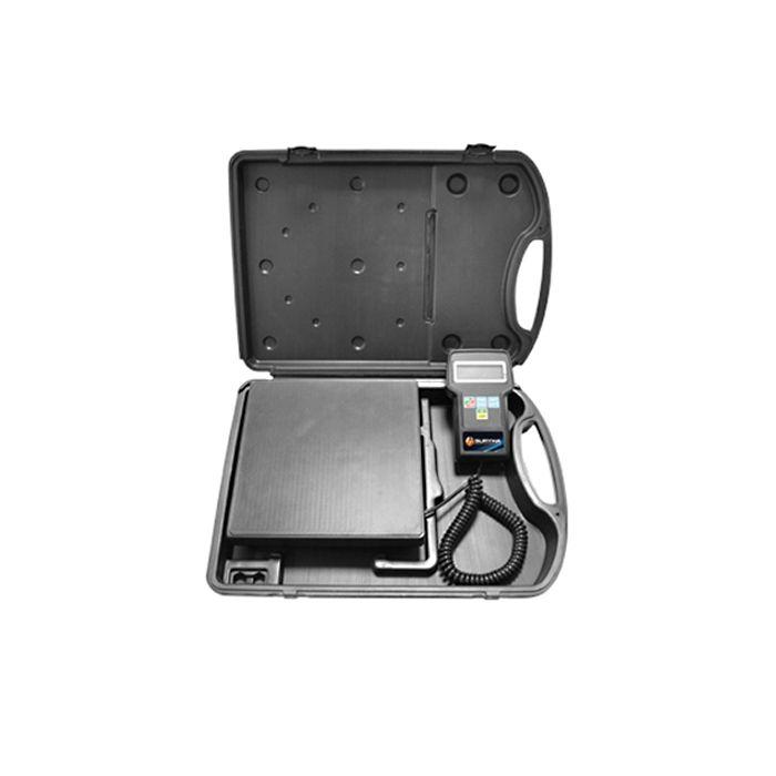 Balanca digital 100kg programavel suryha c/maleta preta ref: 80150.018