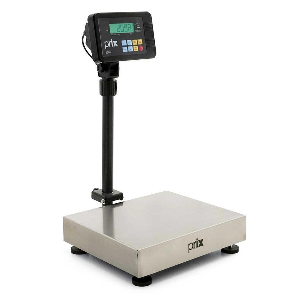 Balança Digital de Plataforma De Coluna Eletrônica 300Kg Prix TI200